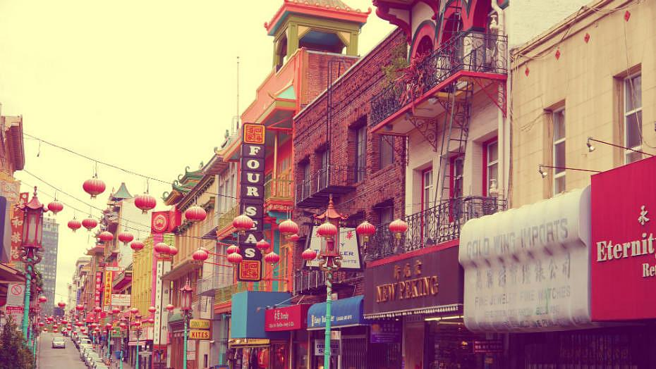 Tour del Chinatown - San Francisco