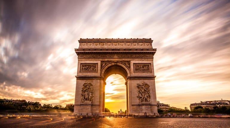 Dónde dormir en París - Campos Elíseos