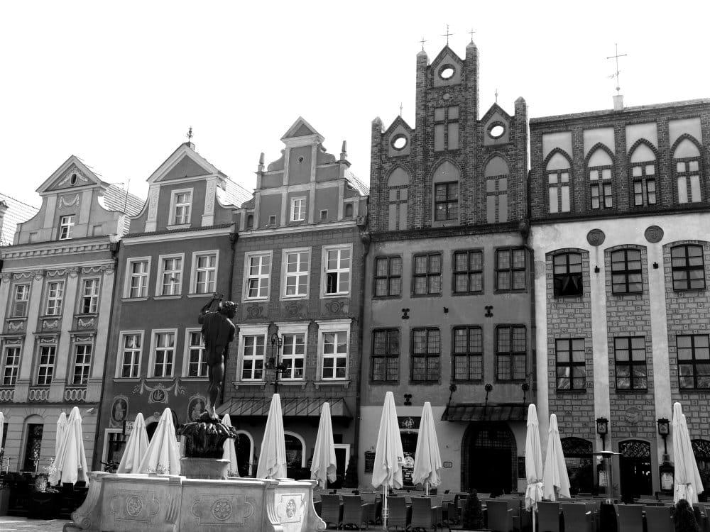 Poznan Stary Rynek