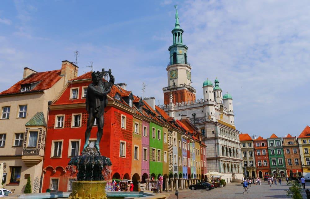 Stary Rynek - Qué ver en Poznan, Polonia