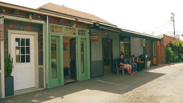 Callejón 49 Temescal Oakland