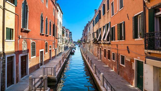 Dormir en Venecia Dorsoduro