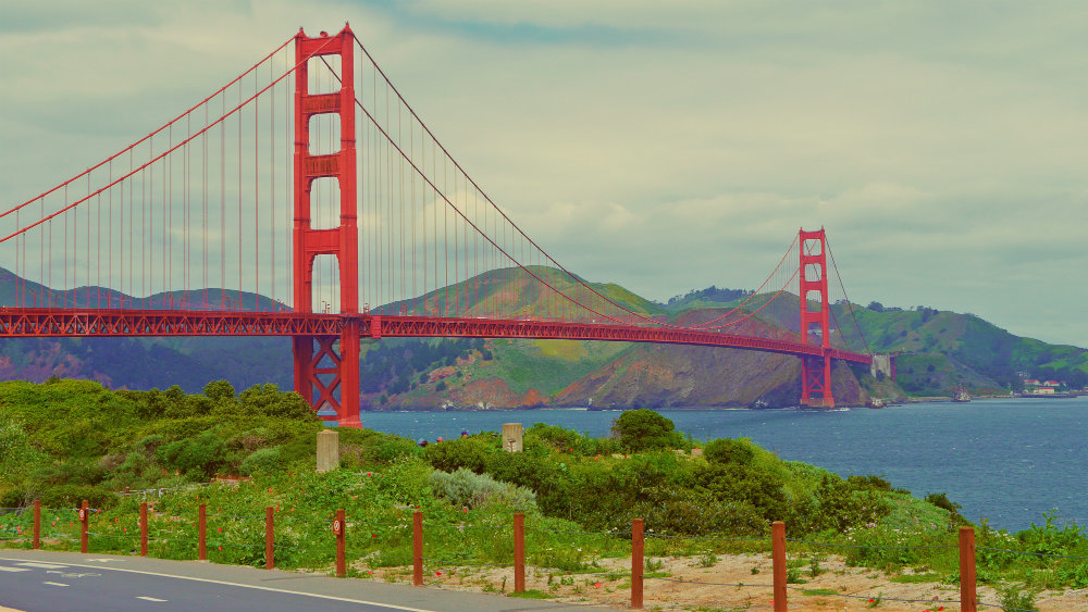 Qué ver en San Francisco - Puente del Golden Gate
