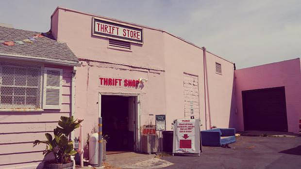 Temescal Thrift Store