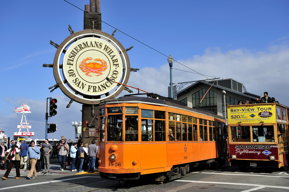 Mejores distritos donde dormir en San Francisco - North Beach