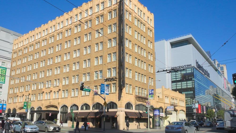 Mejores zonas para dormir en San Francisco - SOMA