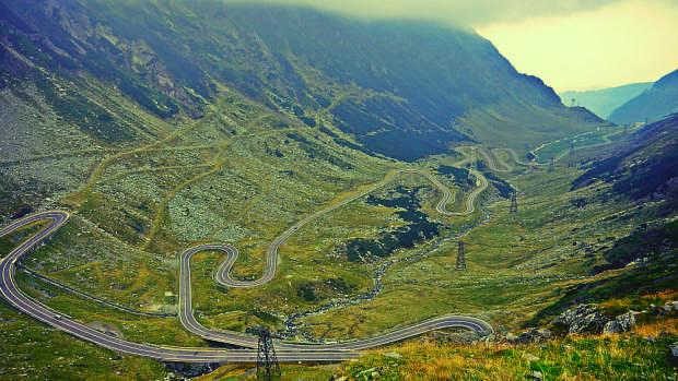 Montañas Fagaras, Rumanía