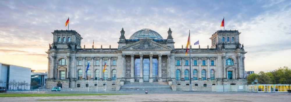 Qué ver en Berlín - Reichstag