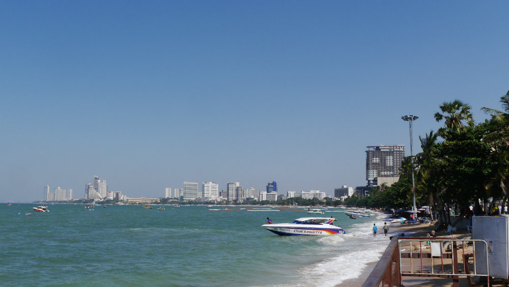 Playas de Pattaya