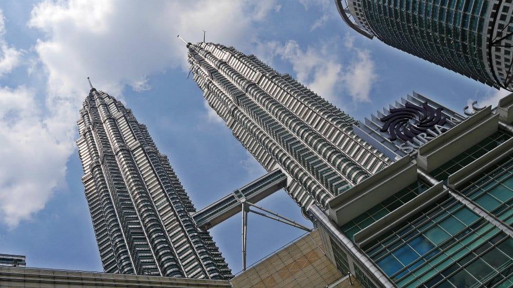 Torres Gemelas de Petronas - Kuala Lumpur