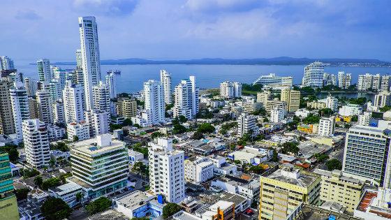 Dónde alojarse en Cartagena - Bocagrande