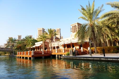 Dónde dormir en Dubái - Jumeirah
