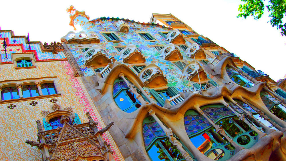 Ensanche - Dónde dormir en Barcelona