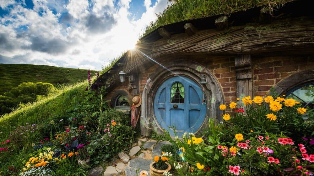 Alojarse cerca de los Hobbiton Studios - Dónde dormir en Hamilton