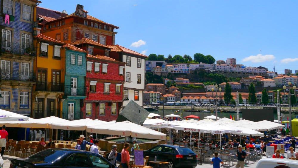 Dormir en Oporto - Barrio de Miragaia