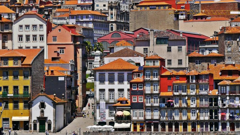 Mejores áreas para dormir en Oporto - Ribeira y Sao Nicolau