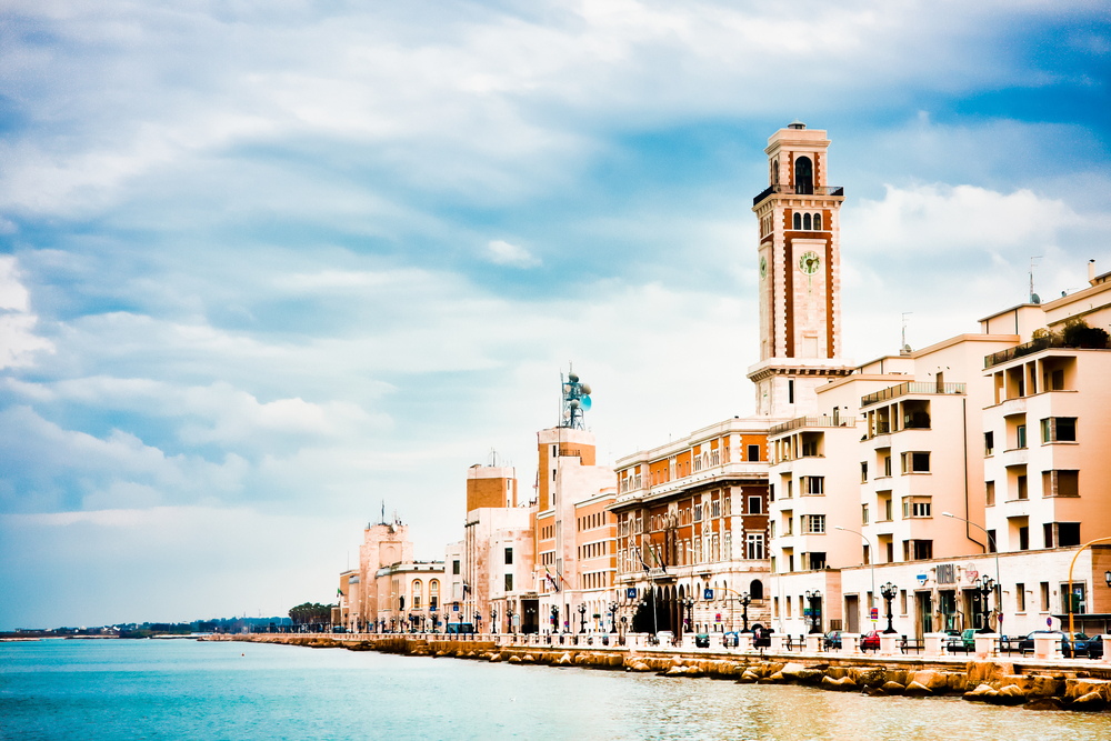 Dove alloggiare a Bari - Murat
