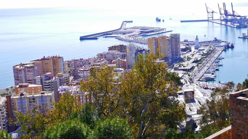 Alojarse en Málaga - La Malagueta