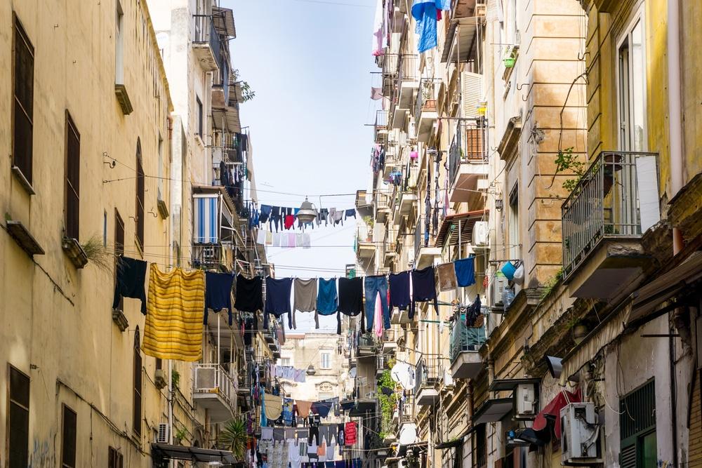 Alojarse en Nápoles - Centro Storico