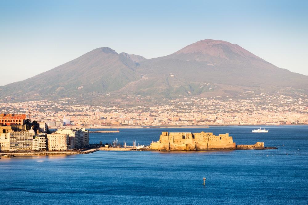 Allogiare in Posillipo, Napoli
