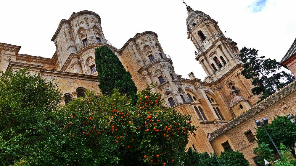 Mejores zonas para dormir en Málaga - Centro Histórico
