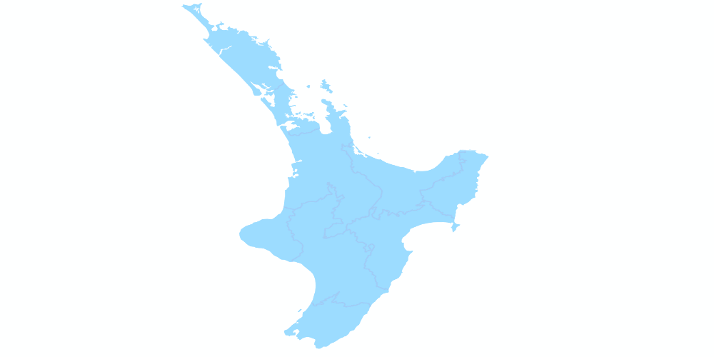 Guía de la Isla Norte de Nueva Zelanda