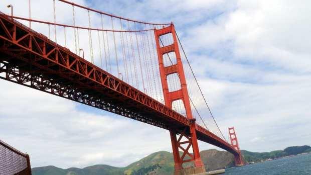 La construcción del Golden Gate tomó solo 4 años
