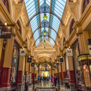 Block Arcade de Melbourne, Victoria, Australia