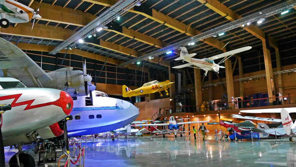 MOTAT 2 - Muestra de aviación