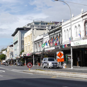K Road - Qué ver y qué hacer en Auckland