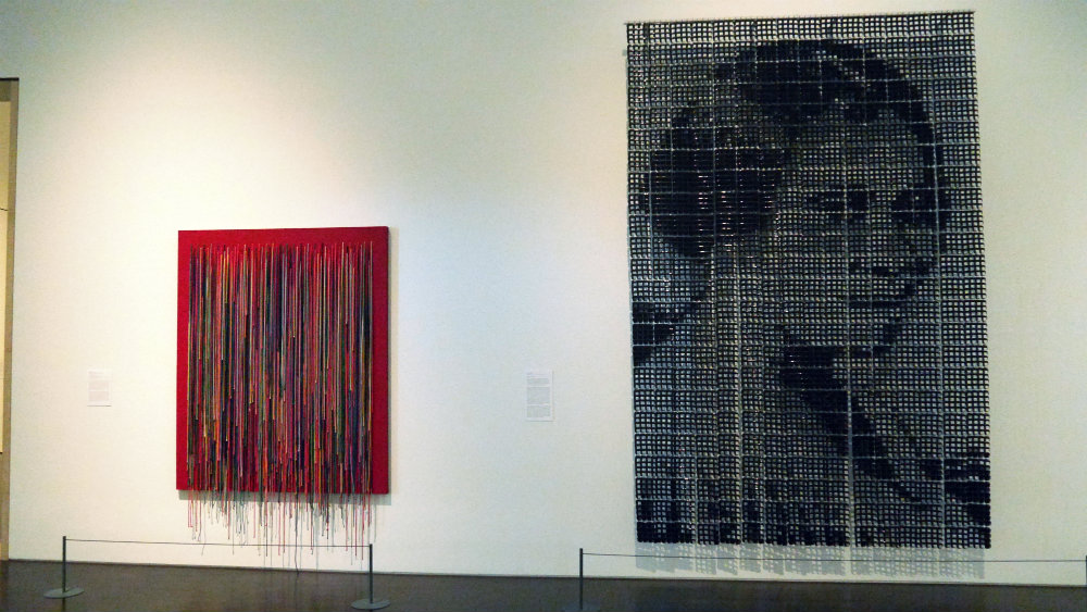 Arte contemporáneo en el Blanton - Austin, Texas