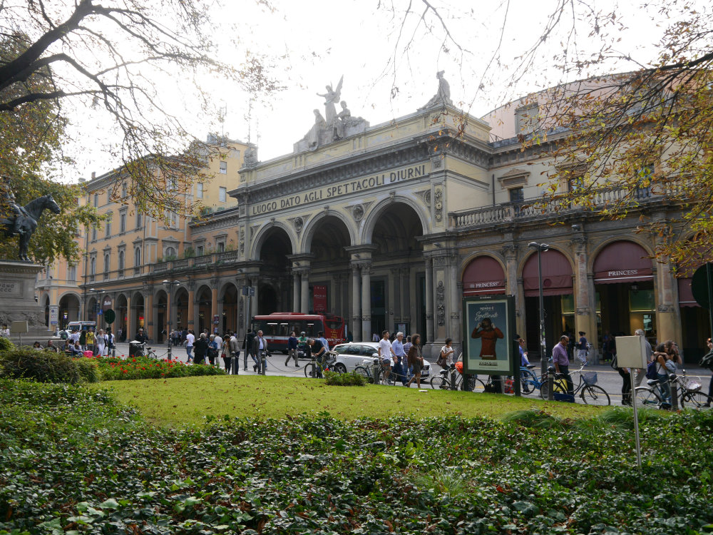 Centro Storico - Bologna