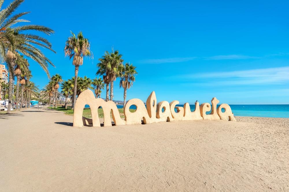 Image result for playas de malaga