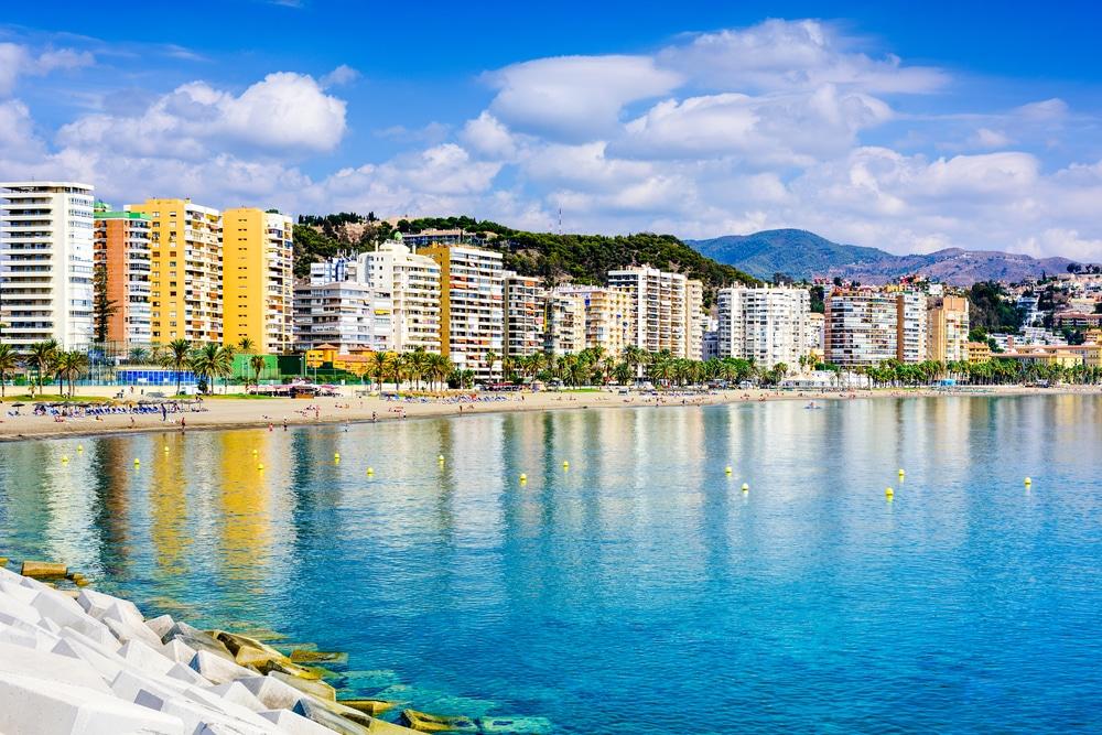 Las mejores playas de Málaga - provincia