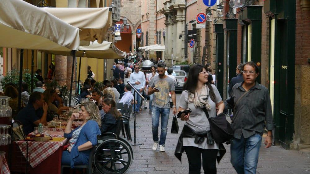 Mejores zonas para dormir en Bolonia - Centro Storico
