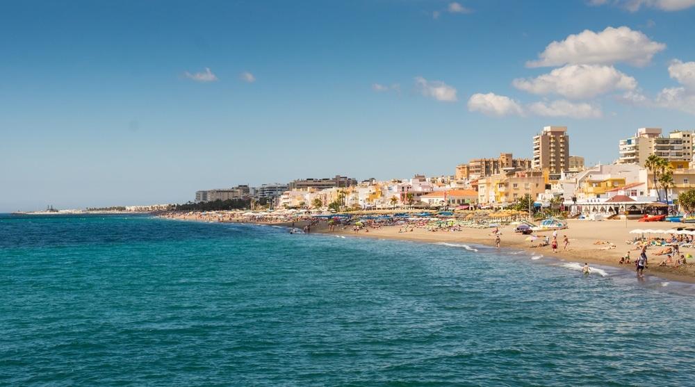 Torremolinos - Mejores playas de Málaga