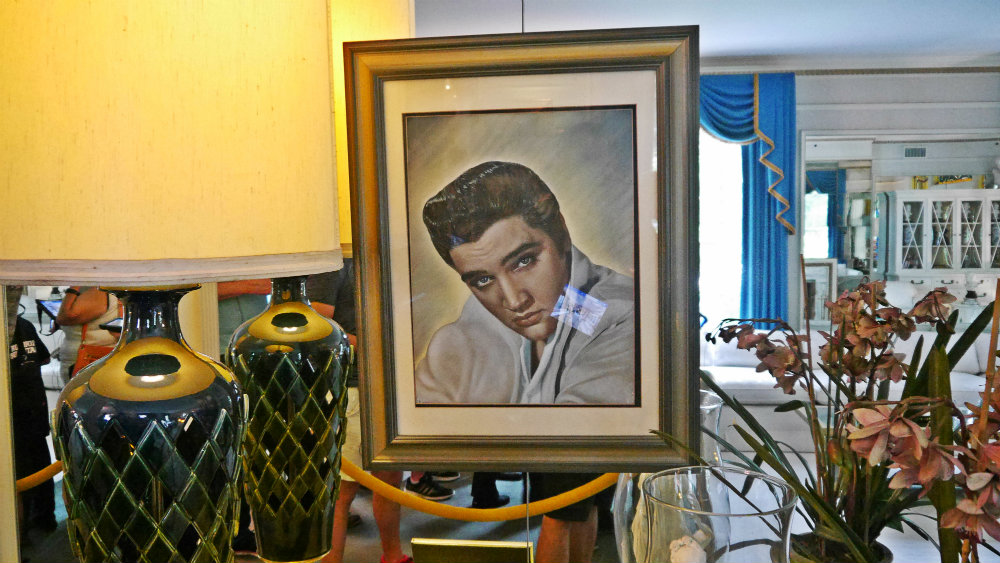 Graceland - Retrato de Elvis