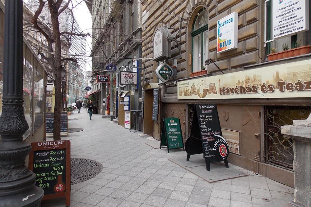 Józsefváros - Mejores barrios donde dormir en Budapest