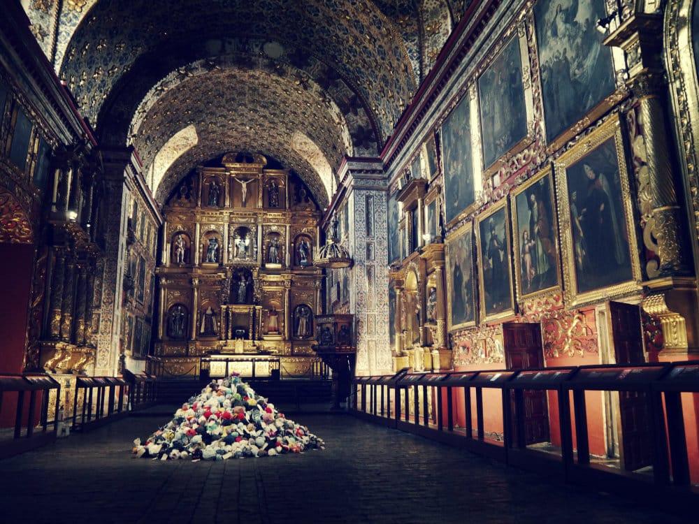 Museo de Santa Clara - Bogotá