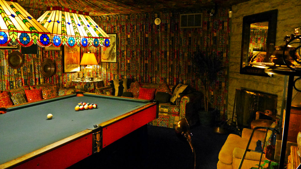 Pool Room - Graceland