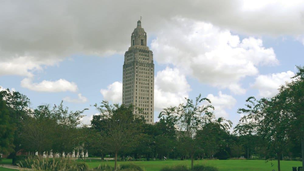Capitolio de Luisiana - Atracciones de Baton Rouge