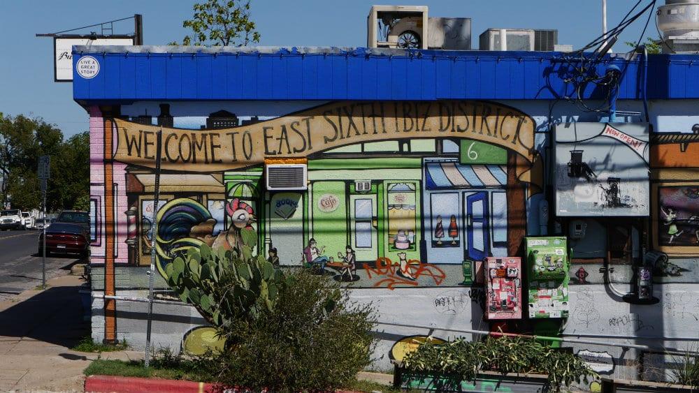 Dónde hospedarse en Austin, Texas - East Austin