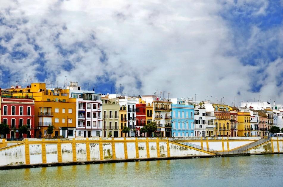Il miglior quartiere in cui dormire a Siviglia - Triana