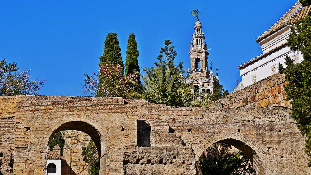 Mejores zonas para alojarse en Sevilla - Casco Antiguo