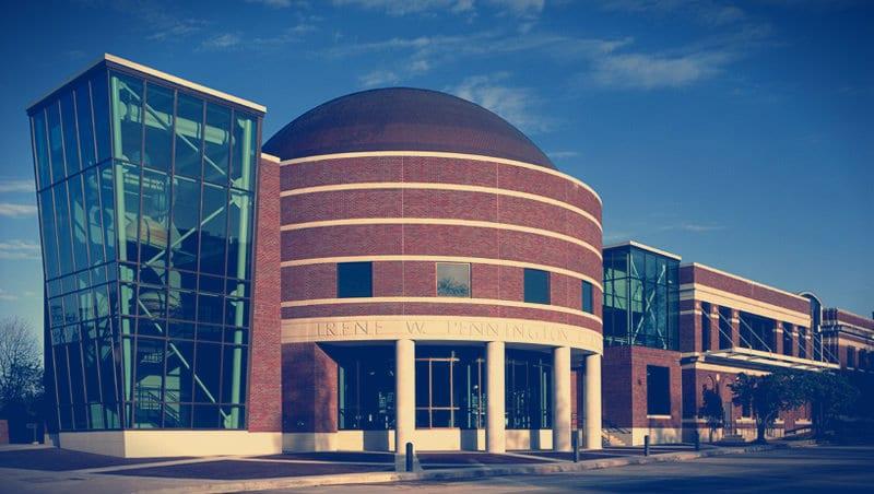 Qué ver en Baton Rouge - Louisiana Art & Science Museum (Museo de Arte y Ciencia de Luisiana)