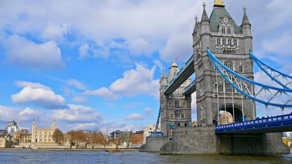 Viajar a Londres en primavera