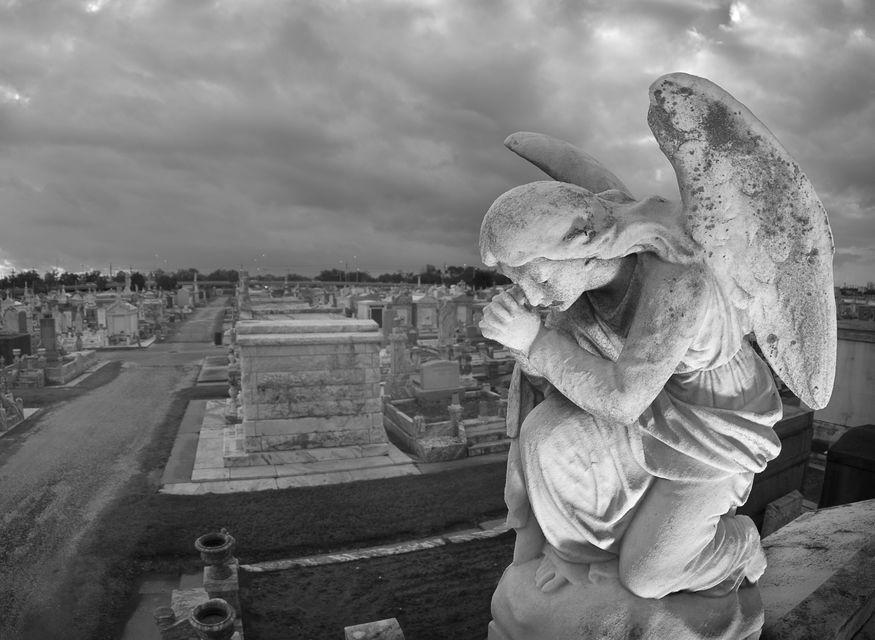 Cementerio de San Luis - Nueva Orleans