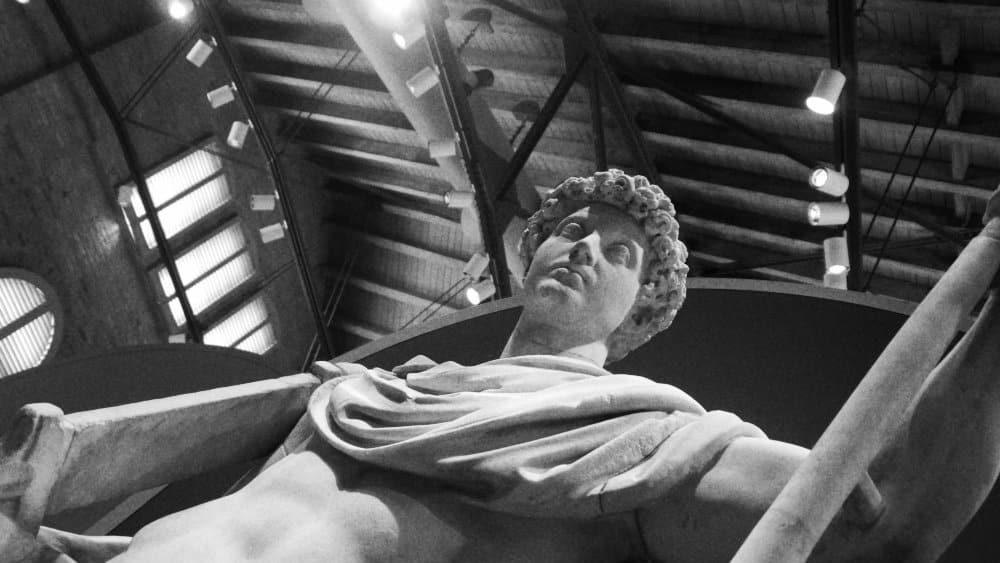 Colección de arte greco-romano del San Antonio Museum of Art