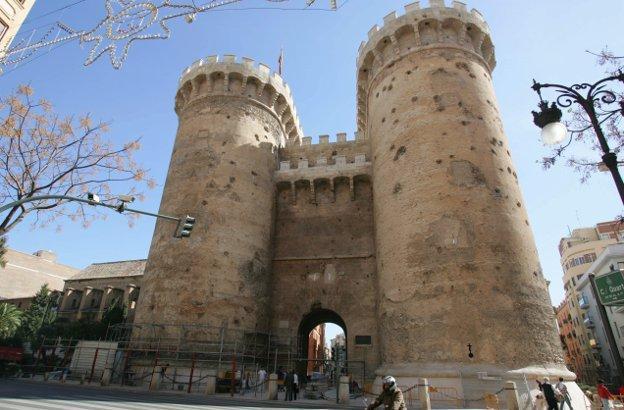 Dónde alojarse en Valencia - Extramurs