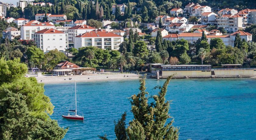 Mejores zonas donde dormir en Dubrovnik - Lapad